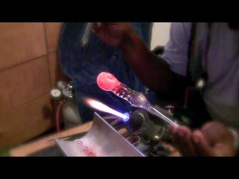 Glassblowing Pipe tutorial