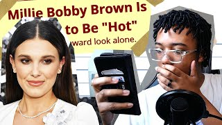 the very creepy issue surrounding millie bobby brown