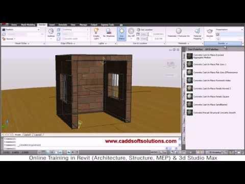AutoCAD 3D Rendering Tutorial | AutoCAD 2010