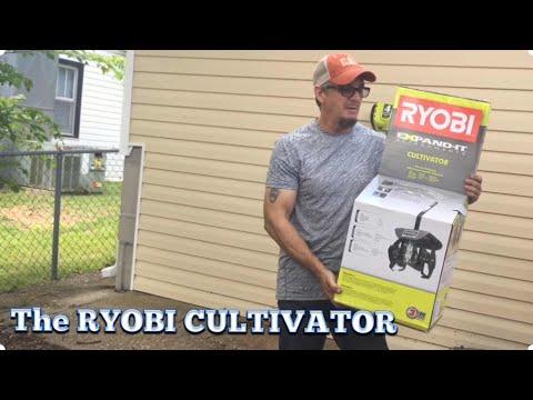 RYOBI CULTIVATOR REVIEW