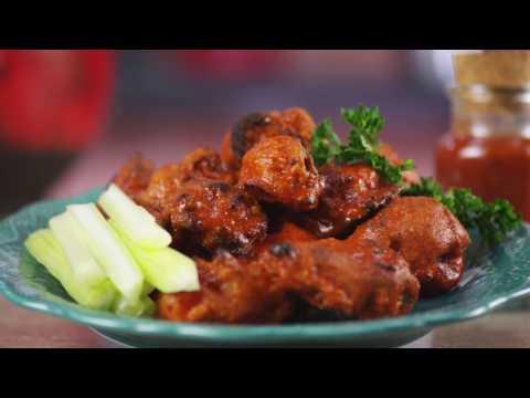 Spicy Garlic Hot Wing Sauce