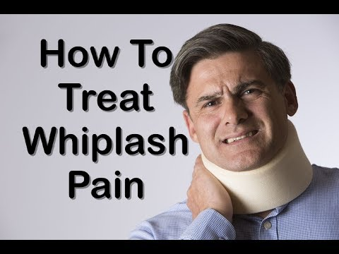 How To Treat Whiplash Naturally And Top 10 Remedies For Whiplash