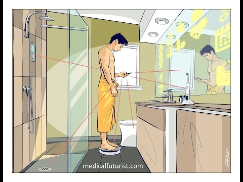 Our Home Will Be The Hospital Of The Future? - The Medical Futurist
