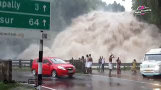 Unbelievable Biggets Monster Flash Flood Caught On Tape ✔P1
