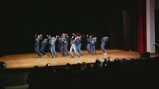 Davis Dancers   Hype Marquette Showcase Nov 17, 2017   Cedric Gardner   Boys & Girls Clubs