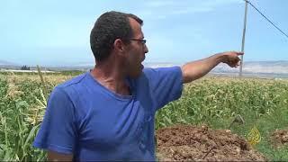 #x202b;قوات الاحتلال تأمر مئات الفلسطينيين بإخلاء منازلهم بالضفة#x202c;lrm;