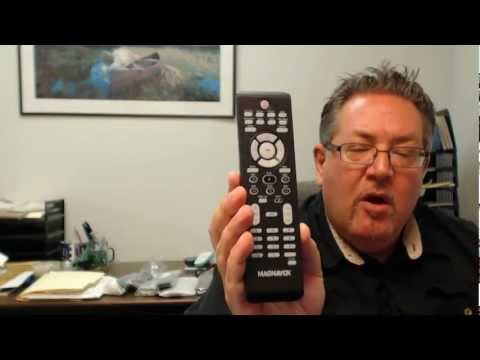 Original Philips-Magnavox NF801UD TV/DVD Remote Control -Low Cost- ElectronicAdventure.com