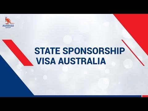 State Sponsorship Visa Australia   Aussizz Group