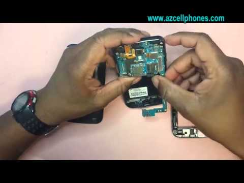 Samsung Galaxy S2 - Motherboard Removal