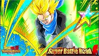 Return of the Dragon Fist! Str EZA SSJ3 Goku SBR Showcase