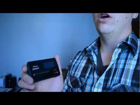 Verizon 4G LTE JetPack MiFi 4620L Mini Review