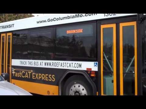 Bus Transit Columbia
