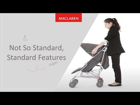 Not-So-Standard, Standard Features