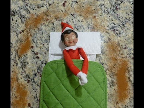 HOW TO MAKE YOUR ELF GET BACK THERE MAGIC IF YOU TOUCHED IT!
