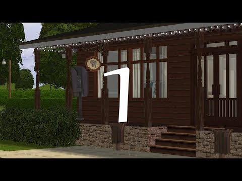 The Sims 2 - Riverblossom Hills - Belle's Boutique and Tailoring - Part 1