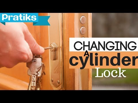 DIY - How to Change a Barrel or Cylinder Lock
