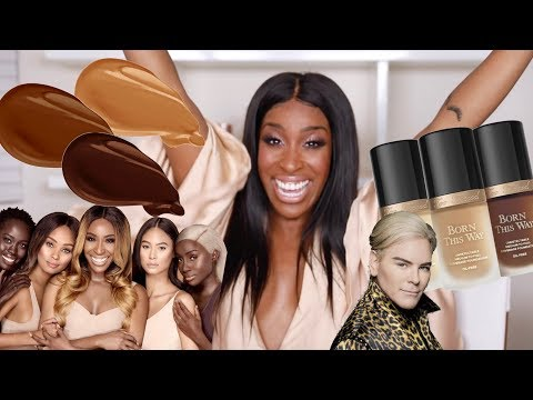 IT'S HERE! My Collab With Too Faced! Born This Way | Jackie Aina