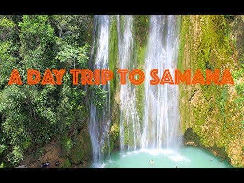 A Day Trip To Samana