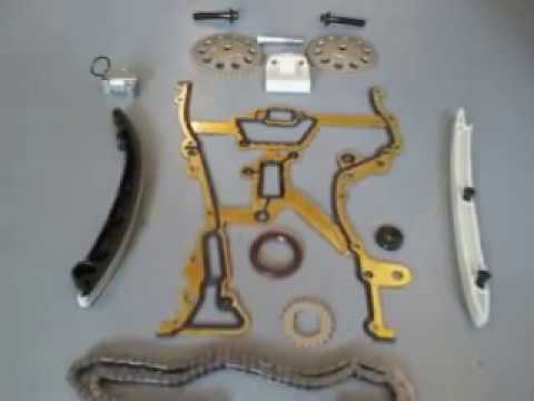 Vauxhall/Opel Tigra 1.4 16v Z14XEP timing chain replacement