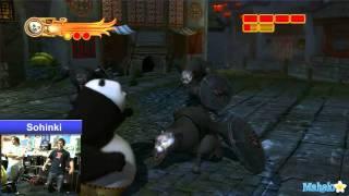 Kung Fu Panda 2 Live Walkthrough - Level 9