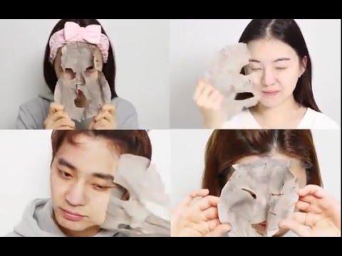 Peel off your ugliness with Mummy Mud Mask!⎮Aprilskin 에이프릴스킨