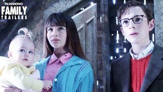 A SERIES OF UNFORTUNATE EVENTS | Netflix Family TV Series