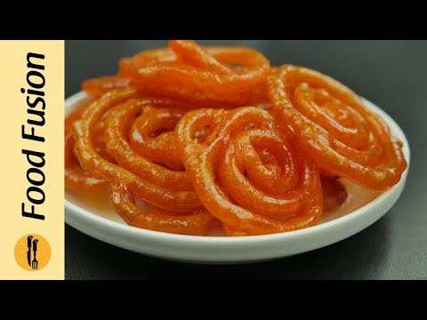 Instant Jalebi Recipe by Food Fusion