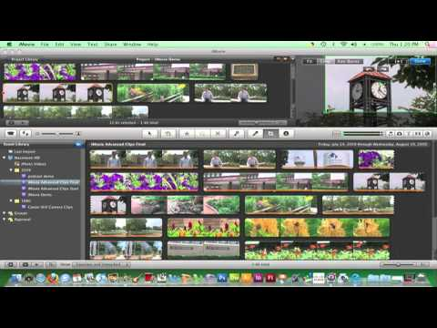 iMovie 09 - Zooming in on a Clip (13)