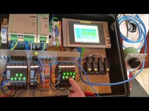 ETA REX12D-T Electronic Circuit Breakers with IO Link, Part 1 of 2