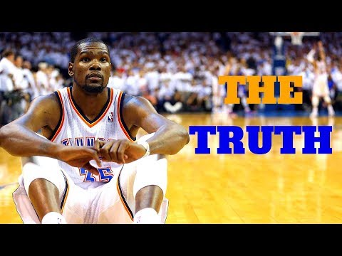 The REAL REASON Kevin Durant Left The Thunder
