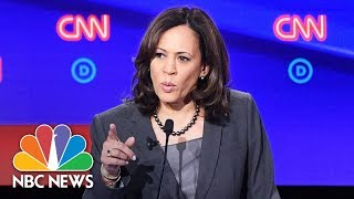 Harris Slams Trump: 'we Have A Predator Living In The White House'   Nbc News