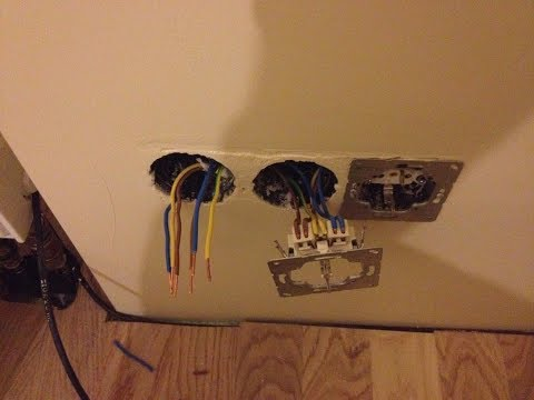 Electrical system of the  house  - Part 2
