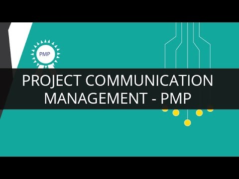 Project Communication Management | PMP | Edureka