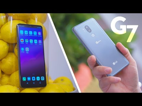 LG G7 Hands-On Review - Do you ThinQ it's a FLOP?