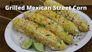 Grilled Corn On The Cob Mexican Street Corn With Malcom Reed Howtobbq