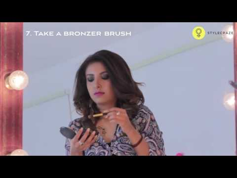 How To MAKE BRONZER At Home With Cocoa Powder