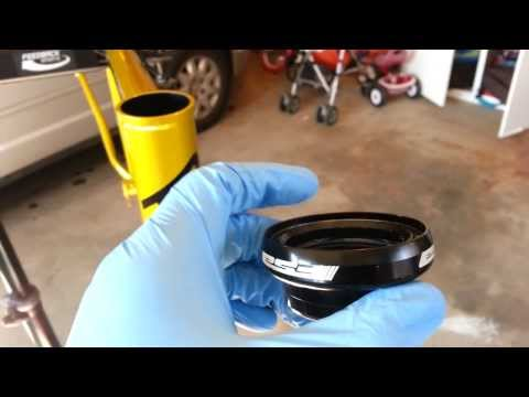 Installing a headset Part 1 Building Your Bike