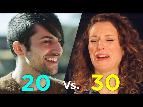 20-Year-Olds Guess What Being 30 Is Like