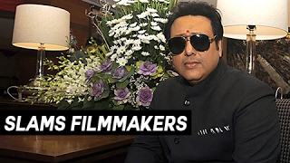 Govinda SLAMS All New Age Filmmakers & Their Style   Aa Gaya Hero