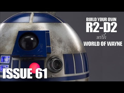 Build Your Own R2-D2 - Issue 61