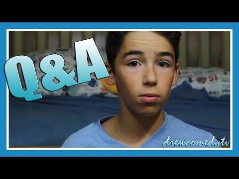 Q&A - 6k Vine Follower Special