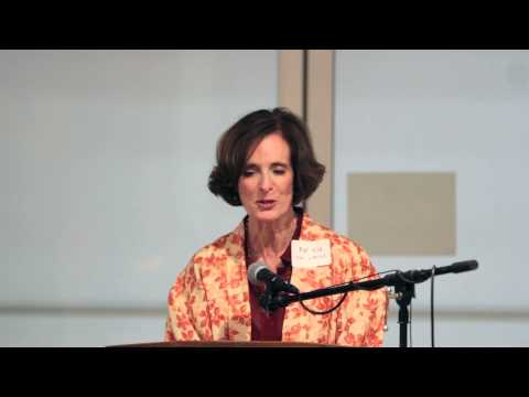 Patricia Cleary Miller Retirement Speech