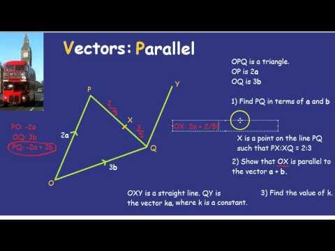 Vectors: Parallel