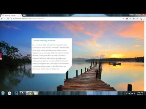 Corner Cut Border using Gradient in Elementor Page Builder for Wordpress
