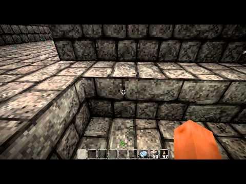 Minecraft Prison Camp