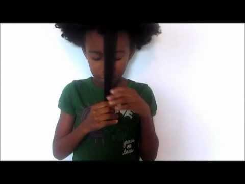 Natural Hair Shrinkage - Natural Hair - Children's Hair