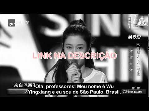 [PT-BR] Lucia (Wu Yingxiang) no programa Sing! China