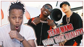 Reacting To Jackson Wang  Different Game Official Video Ft Gucci Mane