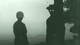 The Mysterious Dark Watchers