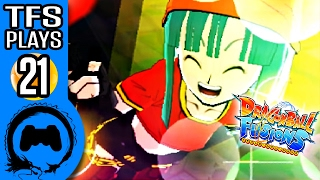 DRAGON BALL FUSIONS Part 21 - TFS Plays